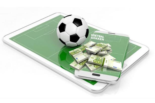 Voetbalwedden online bookmaker